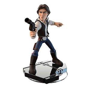 Boneco Disney Infinity 3.0: Han Solo - PS3, PS4, Xbox 360 e Xbox One