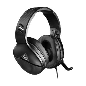 Headset Gamer Turtle Beach Recon 200 Preto com fio - Multiplataforma