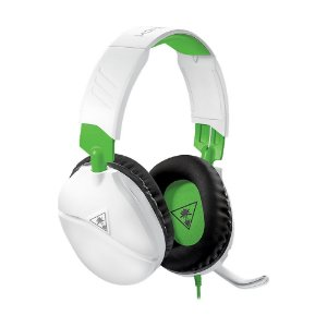 Headset Gamer Turtle Beach Recon 70X Branco com fio - Multiplataforma