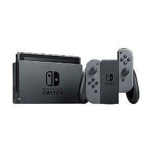 Console Nintendo Switch Cinza - Nintendo