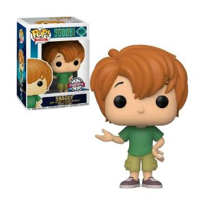 Boneco Shaggy 911 Scoob! (Special Edition) - Funko Pop!