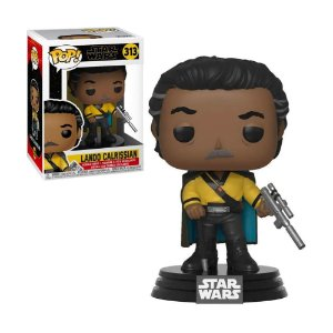 Boneco Lando Calrissian 313 Star Wars - Funko Pop!