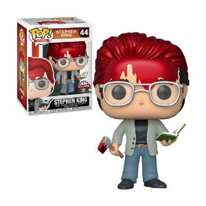 Boneco Stephen King 44 Stephen King (Special Edition) - Funko Pop!