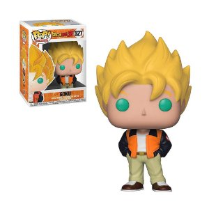 Boneco Goku 527 Dragon Ball Z - Funko Pop!