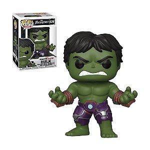 Boneco Hulk 629 Marvel Avengers - Funko Pop!