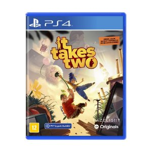 Jogo It Takes Two - PS4