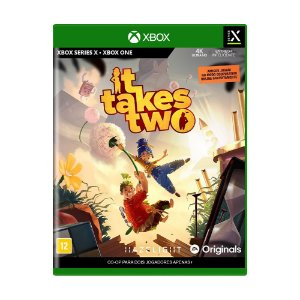 Jogo It Takes Two - Xbox