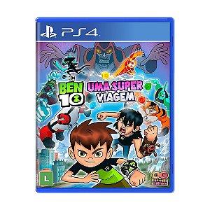 Jogo Ben 10: Uma Super Viagem - PS4