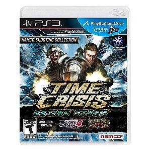 Jogo Time Crisis: Razing Storm - PS3