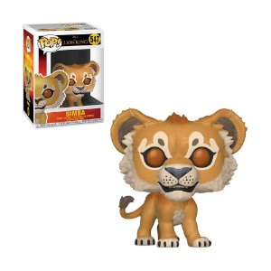 Boneco Simba 547 The Lion King - Funko Pop!