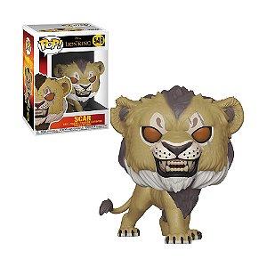 Boneco Scar 548 The Lion King - Funko Pop!