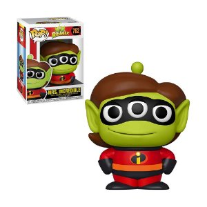 Boneco Mrs. Incredible 762 Remix - Funko Pop!