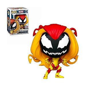 Boneco Scream Symbiote 671 Marvel (Special Edition) - Funko Pop!