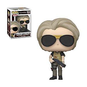 Boneco Sarah Connor 818 Terminator Dark Fate - Funko Pop!