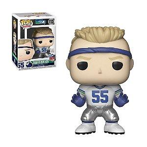 Boneco Brian Bosworth 113 Seahawks NFL - Funko Pop!