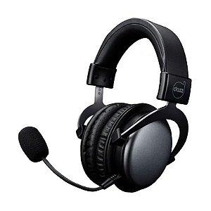 Headset Gamer Dazz Viper Black 2.0 com fio - PC, PS4 e Smartphone