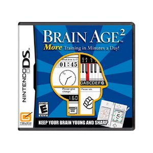 Jogo Brain Age 2: More Training in Minutes a Day - DS