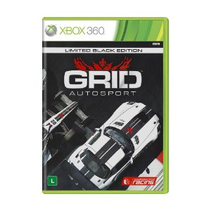 Jogo GRID Autosport (Limited Black Edition) - Xbox 360