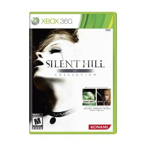 Jogo Silent Hill: HD Collection - Xbox 360