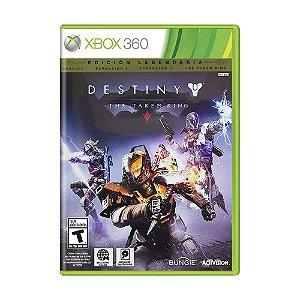 Jogo Destiny The Taken King (Edición Legendaria) - Xbox 360