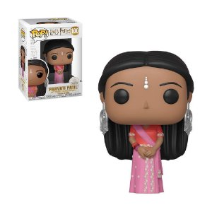 Boneco Parvati Patil 100 Harry Potter - Funko Pop!