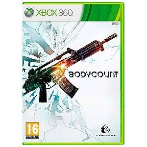Jogo Bodycount - Xbox 360