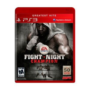 Jogo Fight Night Champion - PS3