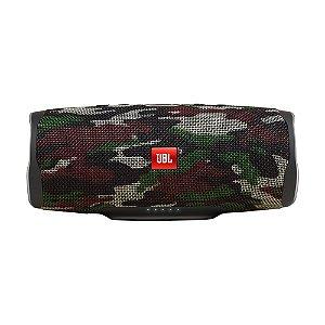 Caixa de Som JBL Charge 4 Camuflada Bluetooth