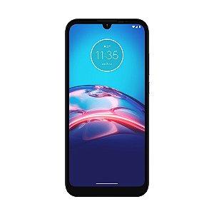 """Smartphone Motorola Moto E6S 32GB 13MP 6.1"""" Titanium"""
