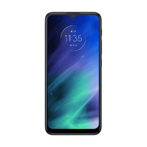 "Smartphone Motorola One Fusion 128GB 48MP Tela 6,5"" Azul Safira"