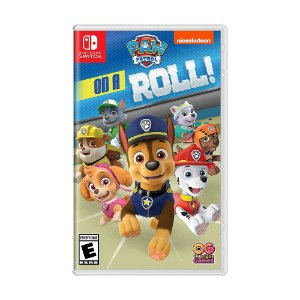 Jogo Paw Patrol: On A Roll - Switch