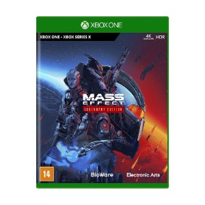 Jogo Mass Effect (Legendary Edition) - Xbox One