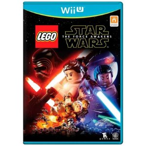 Jogo LEGO Star Wars: The Force Awakens - Wii U