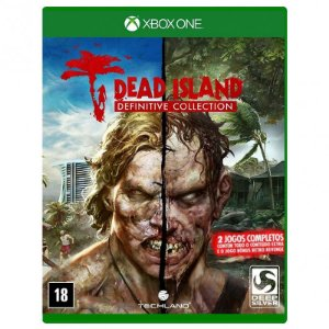Jogo Dead Island Definitive Collection - Xbox One