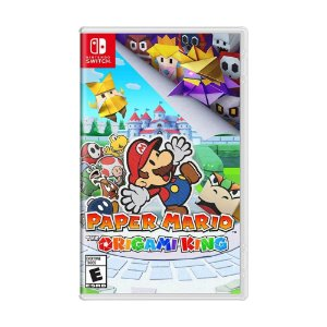 Jogo Paper Mario: The Origami King - Switch