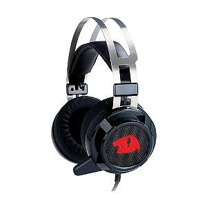 Headset Gamer Redragon Siren 2 H301USB-1 LED 7.1 com fio - PC