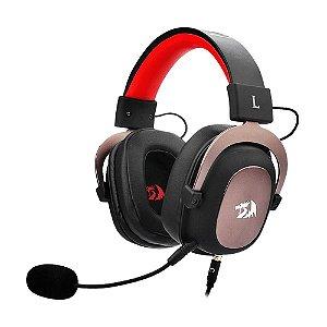 Headset Gamer Redragon Zeus 2 H510-1 7.1 com fio - Multiplataforma