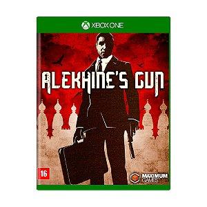 Jogo Alekhine's Gun - Xbox One