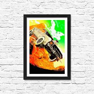 Pôster Emoldurado ShopB Mad Max: Fury Road - Modelo 2