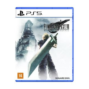 Jogo Final Fantasy VII Remake Intergrade - PS5