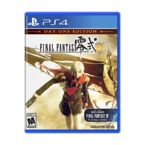 Jogo Final Fantasy Type-0 HD - PS4
