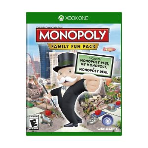 Jogo Monopoly: Family Fun Pack - Xbox One