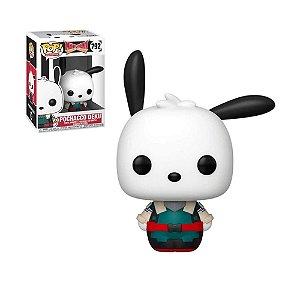 Boneco Pochacco Deku 792 My Hero Academia x Hello Kitty & Friends - Funko Pop!