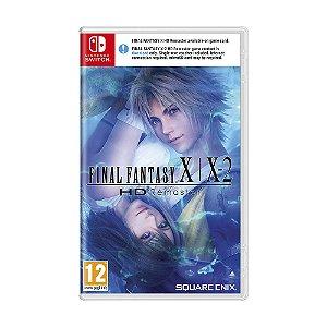 Jogo Final Fantasy X/X-2 HD Remaster - Switch