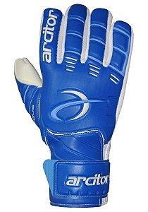 Luvas de Goleiro Arcitor Tagus Negative (Azul Royal) D-SOFT