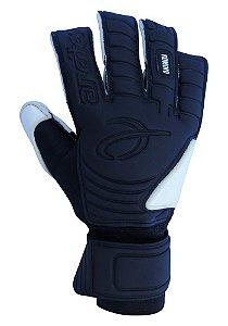 Luvas de Goleiro Arcitor Komino Finger Protection Roleto (Preto) SCF Elite Limited Edition
