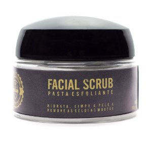 Pasta esfoliante para o rosto, Facial Scrub Fuel4Men 100ml Malte