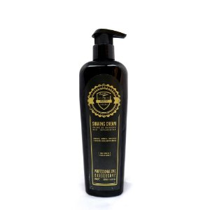Creme de barbear - Shaving Barber Shop Profissional Fuel4Men 350ml