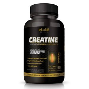 Creatine 1100mg 90 ccap creatina ekobé