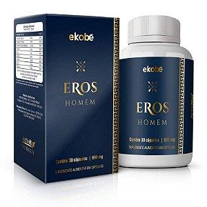 Eros Homem Estimulante  ekobe 690mg 30 cap